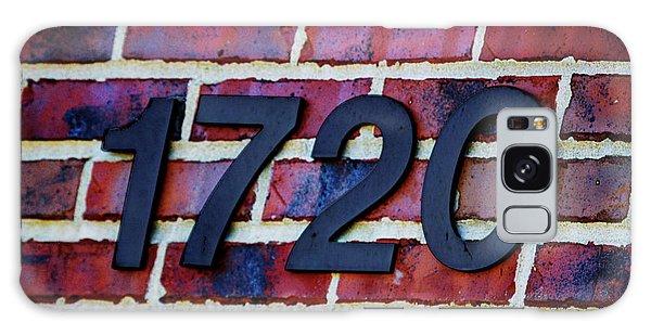 1720 Address Galaxy Case