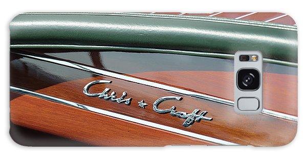 Classic Chris Craft Galaxy Case