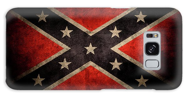 Civil Galaxy Case - Confederate Flag 7 by Les Cunliffe