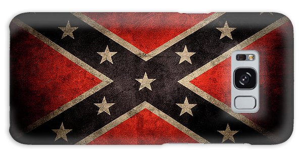 Battle Galaxy Case - Confederate Flag 7 by Les Cunliffe