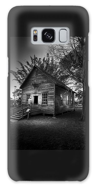 Time Frame Galaxy Case - 1800's Florida Church by Marvin Spates