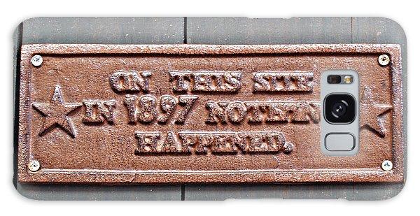 1897 Galaxy Case