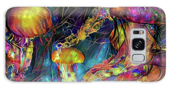 Abstract Jellyfish Galaxy Case