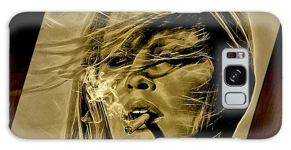 Brigitte Bardot Collection Galaxy Case by Marvin Blaine
