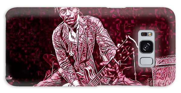 Guitar Galaxy Case - Chuck Berry Collection by Marvin Blaine