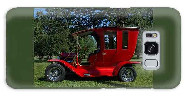 1909 Ford Model T Limo Custom Hot Rod Galaxy Case by Tim McCullough