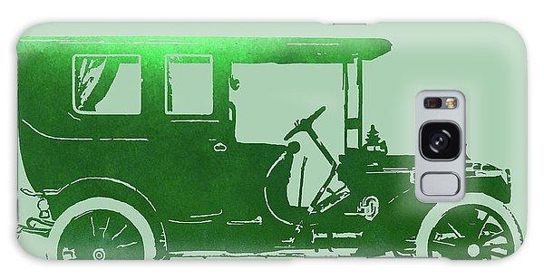 1909 Packard Limousine Green Pop Galaxy Case