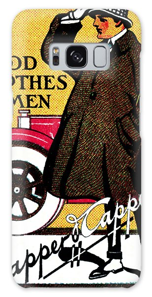 Vintage Chicago Galaxy Case - 1920's Vintage Men's Clothing by Historic Image