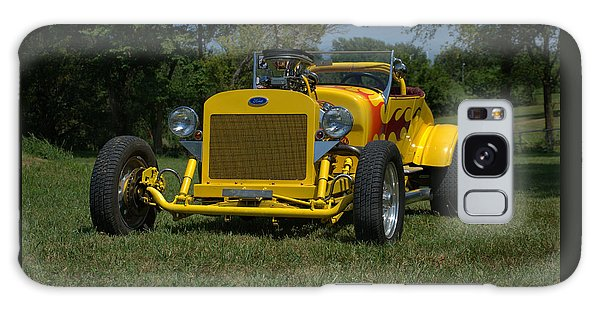 1924 Ford Model T Roadster Hot Rod Galaxy Case by Tim McCullough