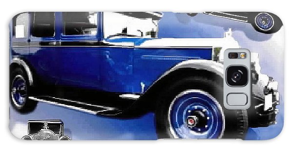 1927 Packard 526 Sedan Galaxy Case by Sadie Reneau