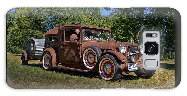 1928 Oldsmobile Camper Special Galaxy Case by Tim McCullough