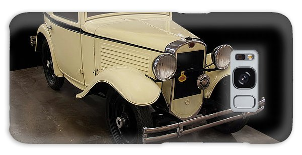 1930 American Austin 5 Window Coupe Galaxy Case by Chris Flees
