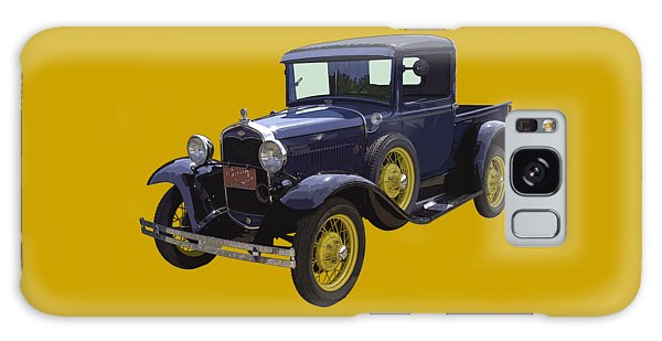 1930 - Model A Ford - Pickup Truck Galaxy Case