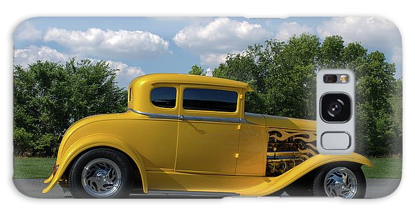 1931 Ford Coupe Hot Rod Galaxy Case