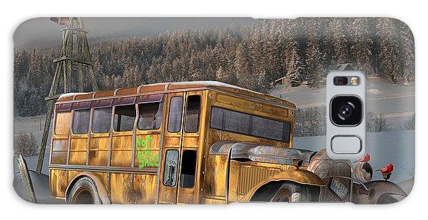 1931 Ford School Bus Galaxy Case