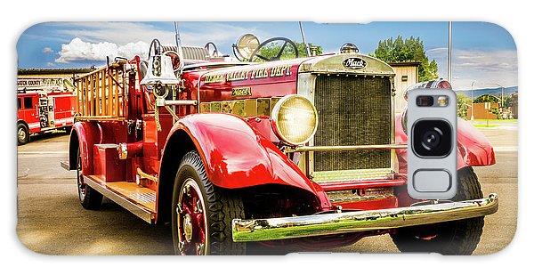 1931 Mack - Heber Valley Fire Dept. Galaxy Case