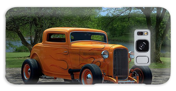 1932 Ford Coupe Hot Rod Galaxy Case