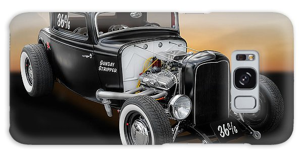 1932 Ford Deuce Coupe C/gas Roadster Galaxy Case