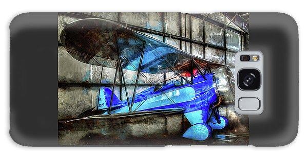 1932 Waco Biplane Galaxy Case