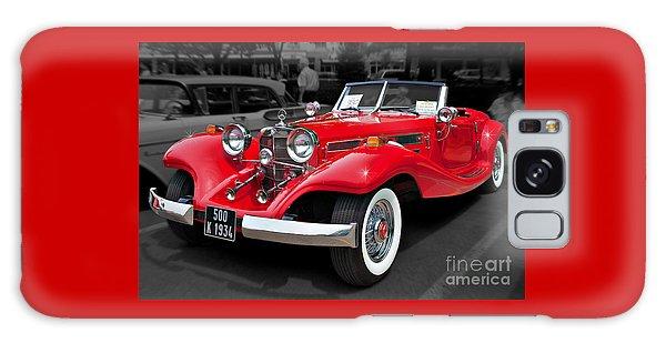 1934 Mercedes 500k Cabriolet Galaxy Case