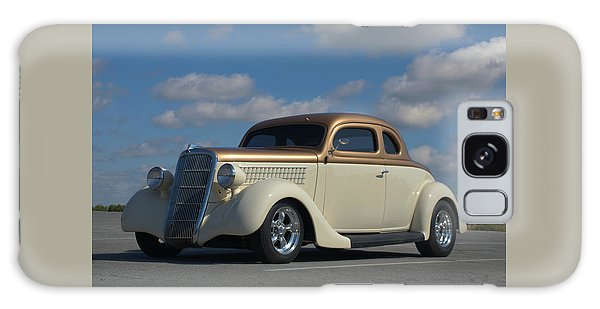 1935 Ford Coupe Hot Rod Galaxy Case by Tim McCullough