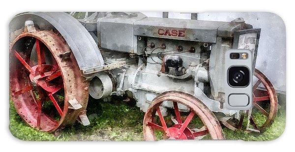 John Deere Galaxy Case - 1935 Vintage Case Tractor by Edward Fielding