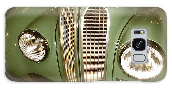 1937 Bmw 328 Front Detail Galaxy Case by John Colley
