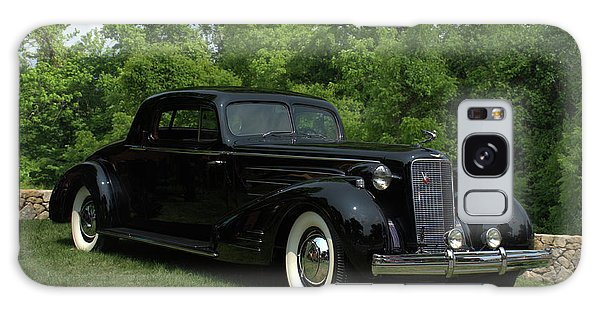 1937 Cadillac V16 Fleetwood Stationary Coupe Galaxy Case