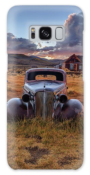 Bodie Galaxy Case - 1937 Chevy At Sunset by Jeff Sullivan