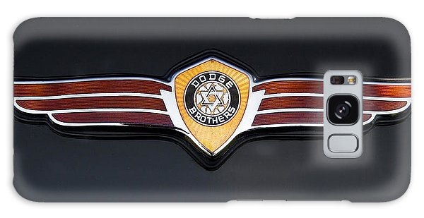 1937 Dodge Brothers Emblem Galaxy Case