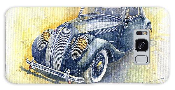 Automobile Galaxy Case - 1937 Skoda Popular Sport Monte Carlo by Yuriy Shevchuk