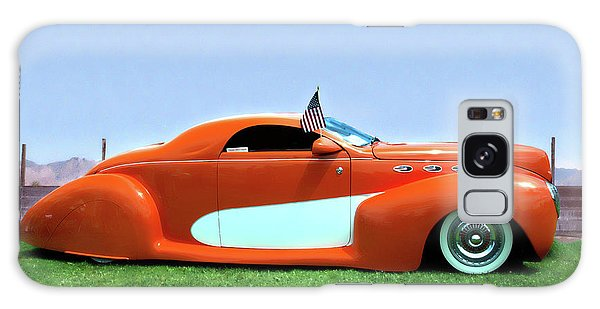 1939 Lincoln Zephyr Coupe Galaxy Case