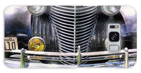 1940s Caddie Full Frontal Oh La La Galaxy Case