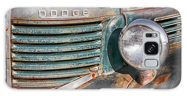 1940s Dodge Truck Front Grill And Headlight Galaxy Case
