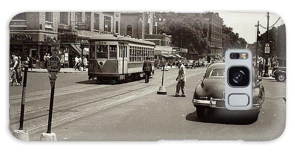 1940's Inwood Trolley Galaxy Case