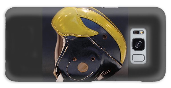 1940s Leather Wolverine Helmet Galaxy Case