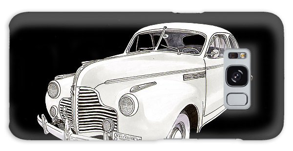 Galaxy Case -  Chevrolet Master Deluxe Coupe by Jack Pumphrey