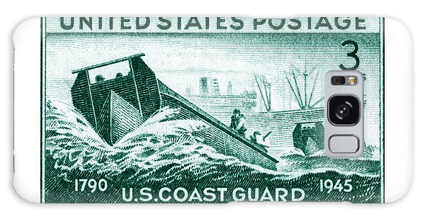 1945 Coast Guard Issue Stamp Galaxy Case