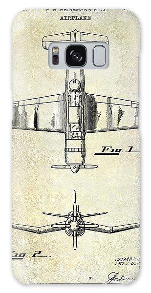 Airplane Galaxy Case - 1946 Airplane Patent by Jon Neidert