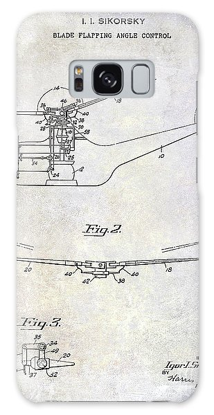 1947 Helicopter Patent Galaxy Case