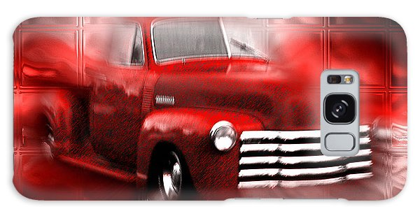 1948 Chevy Pickup Truck Galaxy Case