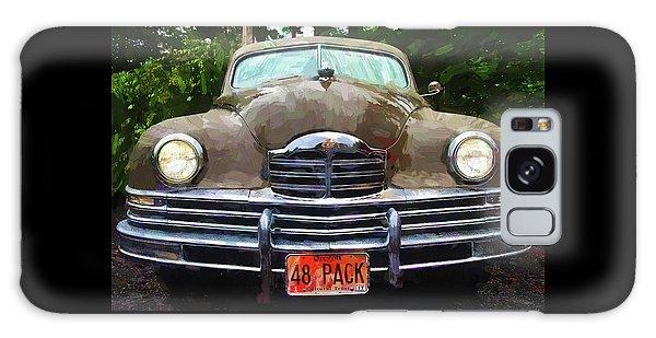 1948 Packard Super 8 Touring Sedan Galaxy Case by Thom Zehrfeld