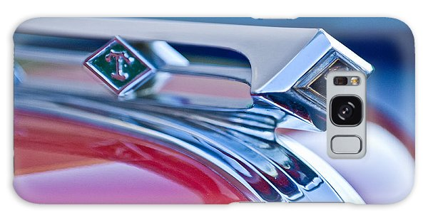 1949 Diamond T Truck Hood Ornament 3 Galaxy Case