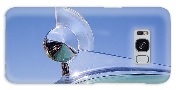 1949 Ford Hood Ornament Galaxy Case