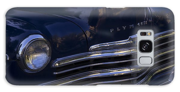 1949 Plymouth Deluxe  Galaxy Case by Cathy Anderson