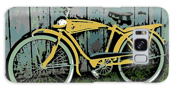 1949 Shelby Donald Duck Bike Galaxy Case