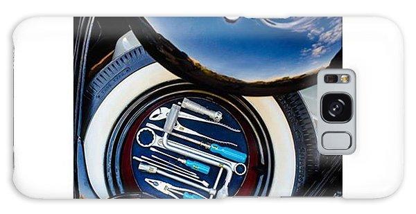 Volkswagen Galaxy Case - 1949 Volkswagen Tool Kit by Jill Reger