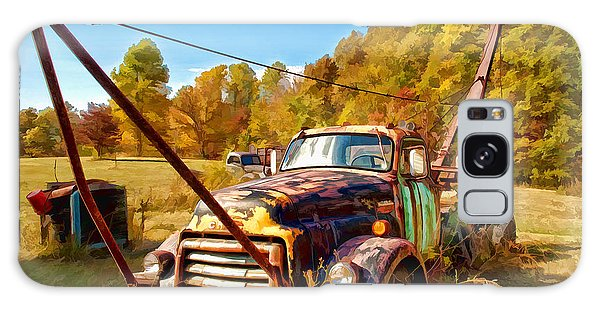1950 Gmc Truck Galaxy Case