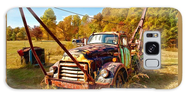 1950 Gmc Truck Galaxy Case