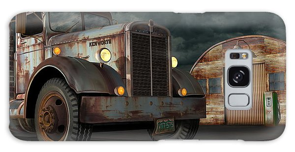 Semis Galaxy Case - 1950 Kenworth by Stuart Swartz